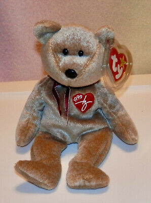Ty Beanie Baby Collection *** Signature *** Cute *** 1999 ***