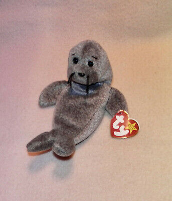 Ty Beanie Baby Collection *** Slippery *** Cute *** 1999 ***