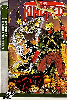 THE KINDRED (Blacklash, Grifter-Wildcats y John Lynch) Libros Image. Ed. PLANETA