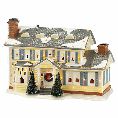 Dept 56 Snow Village Christmas Vacation The Griswold Holiday House 4030733