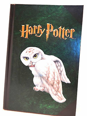 Harry Potter White Owl Hedwig Journal Book 2000