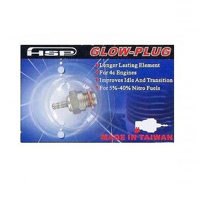 HSP Hot Glow Plug RedCat part #70117H