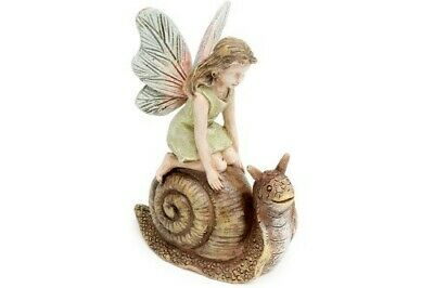Miniature Dollhouse FAIRY GARDEN - Racing Snail - Accessories