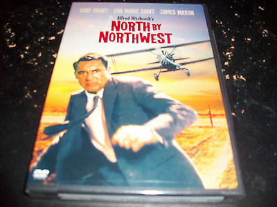 NORTH BY NORTHWEST!! BRAND NEW & FACTORY SEALED!! ALDRED HITCHCOCK!!
