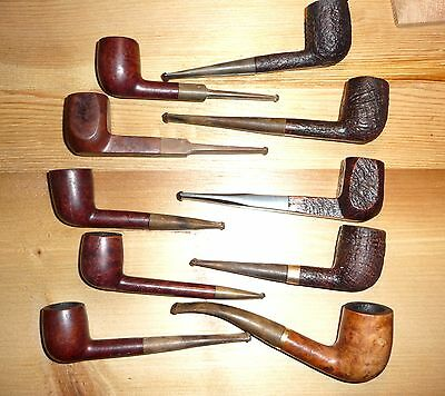 Dunhill pipe collection
