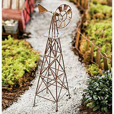 My Fairy Gardens Miniature - Windmill - Supplies Accessories