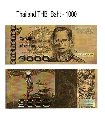 24 kt gold singapore 1000 dollar comes in acrylic protective gift