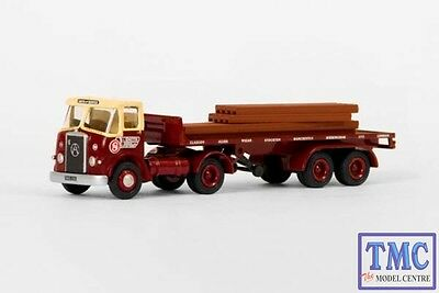 E34406 OO//HO Gauge AEC Mk.V Flatbed Lloyds of Ludlow Exclusive First Edition EF