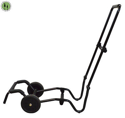 Massage Table Portable Folding Trolley + Rolling Cart + Dolly + Carrier