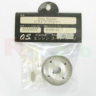 DRIVE WASHER 108FSR # OS29208000 **O.S. Engines Genuine Parts**