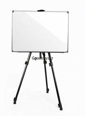 NEW Tripod Display Exhibition Art Artist Adjustable Folding Easel Black With Bag