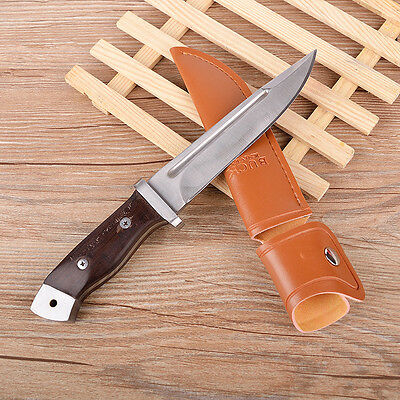 BUCK Woodsman Camping Survival Hunting Folding Outdoor Army Boot Blade Knives ST