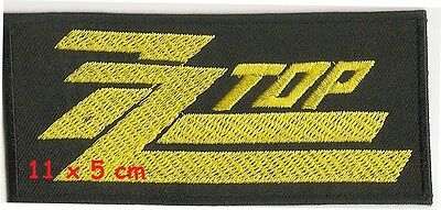 ZZ Top  - patch - FREE SHIPPING