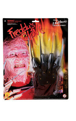 Adult Freddy Krueger Glove Halloween Costume Accessory
