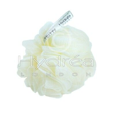 BODY PUFF - Hydrea High Quality Super Soft Bath and Shower Scrunchie or Buffer