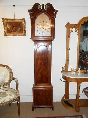 Scottish Longcase Clock, 8 Day Deadbeat Escapement, G. Lawrence of Keith c.1837