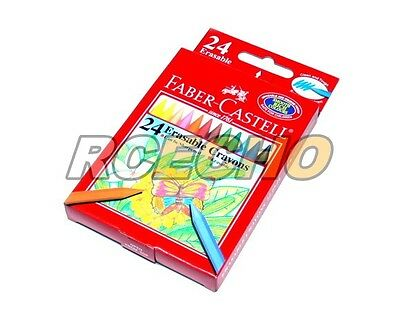Faber Castell Playing & Learning Crayons Smart Crayon Box 24 122324 PB520
