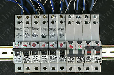 Wylex  RCBO NSBS Type Circuit breaker - TESTED
