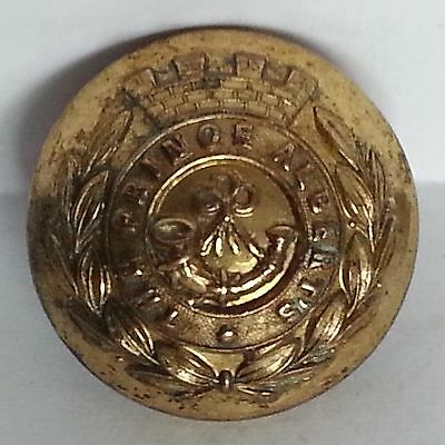 The Prince Albert's Regiment 25mm Tunic Button by Firmin & Son