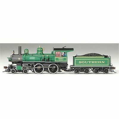 HO Scale  Bachmann Spectrum # 83406 4-4-0 Southern #3863  Green (DCC Equipped)