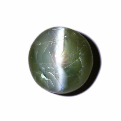 "10.61Cts~Unbeatable Price~Jumbo Collector~100 % Natural "" Chrysoberyl ""Cat's Eye"