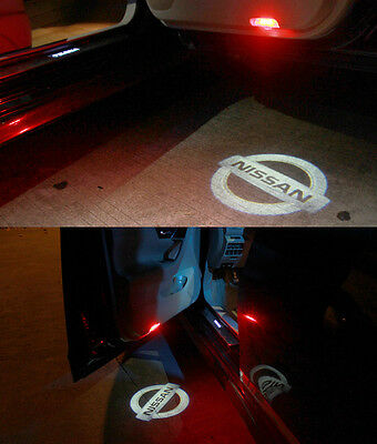 car passion LED Luci Proiettori Sottoporta LED Portiera Logo Luce Cortesia LED