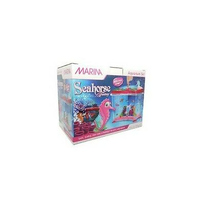 Marina Seahorse Aquarium Kit 14ltr - Accessories - Aquatic - Tanks & Stands