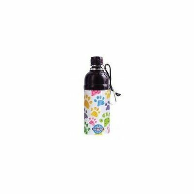 Long Paws Pet Water Bottle Puppy Paws 500ml - Accessories - Dog - Travel