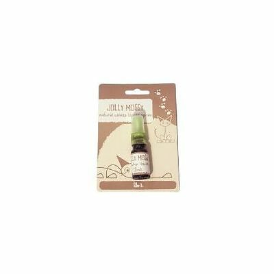 Jolly Moggy 100% Natural Catnip Spray 10ml - Accessories - Cat - Toys x3