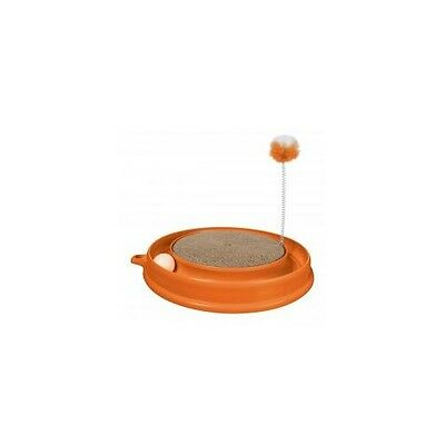 Catit Play N Scratch Toy Orange - Accessories - Cat - Toys