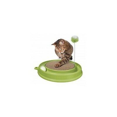 Catit Play N Scratch Toy Green - Accessories - Cat - Toys