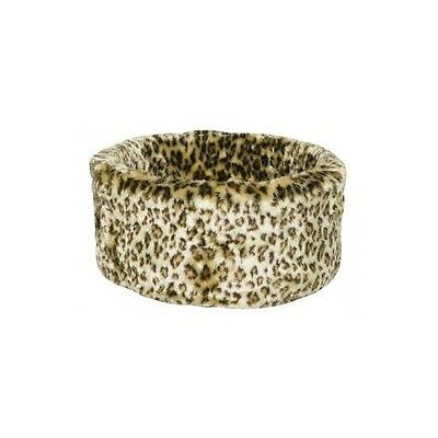 "Cat Cosy Leopard Small 42cm (16"") - Accessories - Dog & Cat Bedding - Soft"