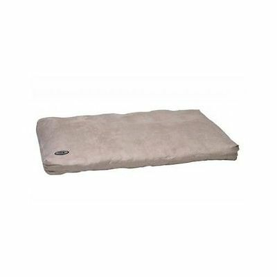Buster Memory Foam Bed Cover Beige 120x100cm - Accessories - Dog & Cat Bedding -