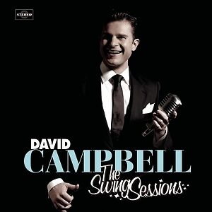 David Campbell - The Swing Sessions     *** BRAND NEW CD ***