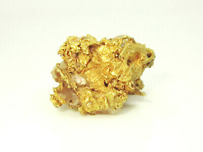 20ct (833, 20K) Yellow Gold 12.12gr  Australian Natural Prospect Gold Nugget