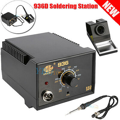 New Soldering Station 936 60W Solder ESD SAFE CE Sydney IN AU