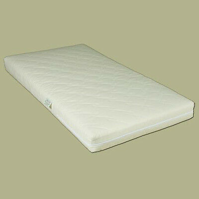 New Premium Baby Toddler Foam Cot Mattress, Quilted Cover, 140 x 70, All Sizes