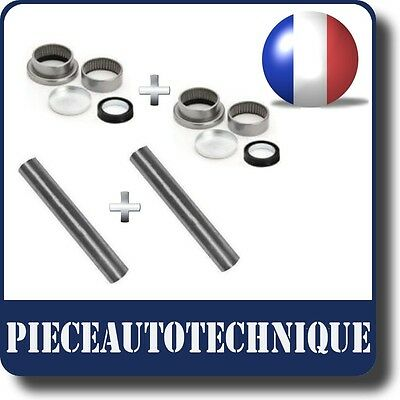 2 Kit Reparation Bras Train Arriere Kit Roulement Peugeot 206 1.4 Hdi 4438+4583