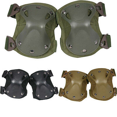 NEW Viper Hardwearing X Shell Tactical Knee Pads Shooting Paintballing Airsoft