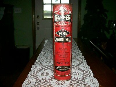 RANGER FIRE EXTINGUISHER