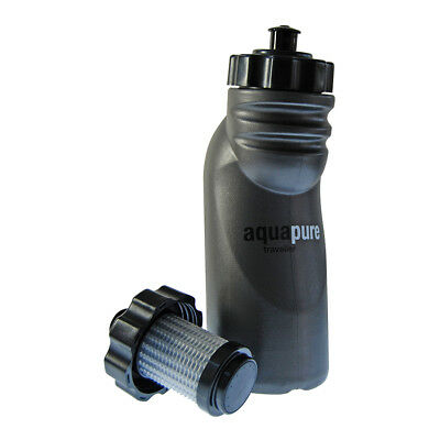Aquapure Traveller - Portable Water Purification Filter by Pure Hydration