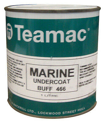 Teamac Marine Undercoat | Several Sizes and Colours