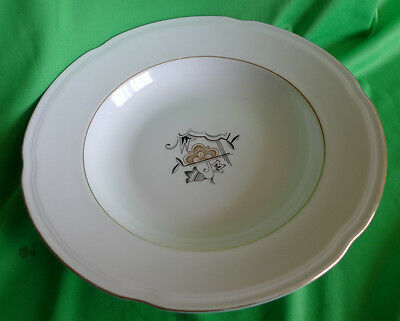 Vintage Germany Bavaria Heinrich Winterling plate dish - Lore Import mark RARE
