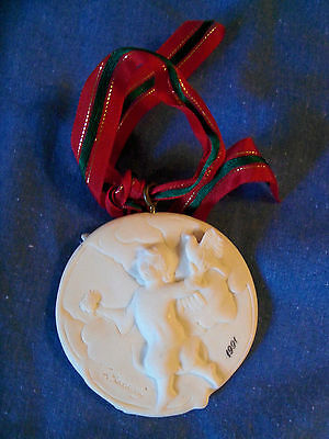 Guiseppe Armani 1991 Christmas Ornament  NEW