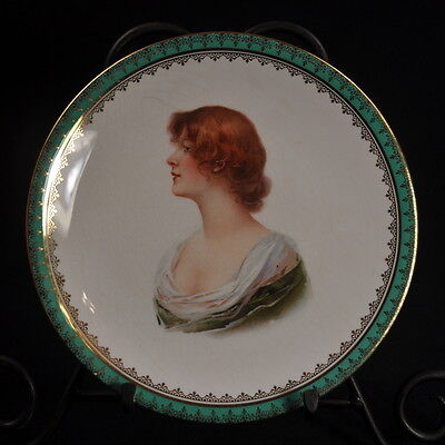 Collector Plate PITTSBURGH COMMANDERY No.1. K.T. for 31st TRIENNIAL CHICAGO 1910