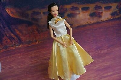 cool GORGEOUS Handmade The original clothes dress for barbies doll c3