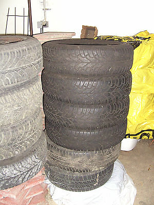 4x Michelin Energy Saver 195/65 R15 x-green