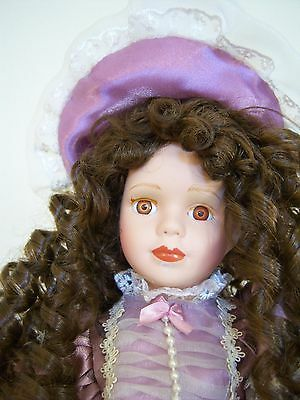 """""""SALLY"""" doll from limited edition Cathay Depot doll collection"""