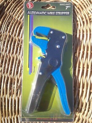 Adjustable Automatic Wire Stripper Cable Stripping Cutter Crimper Tool New