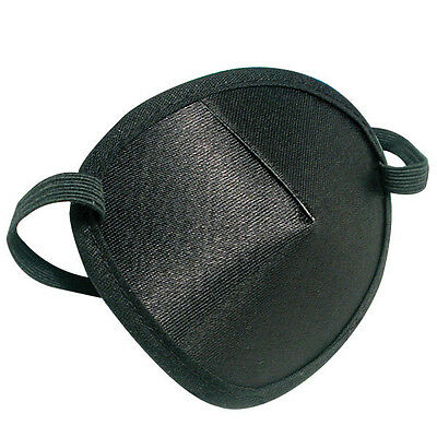Eye Patch - Black for Low Vision, Medical, Living Aids, Elastic, Headband